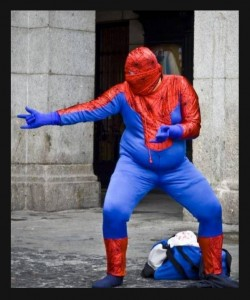 piderman!